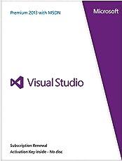 Microsoft Visual Studio Premium 2013 with MSDN英語