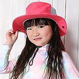 FELLOW フェロー ビーチハット 全30色 UVカット 子供 サーフハット サファリハット キッズ 帽子 フリーサイズ プール 紫外線対策 UPF50+