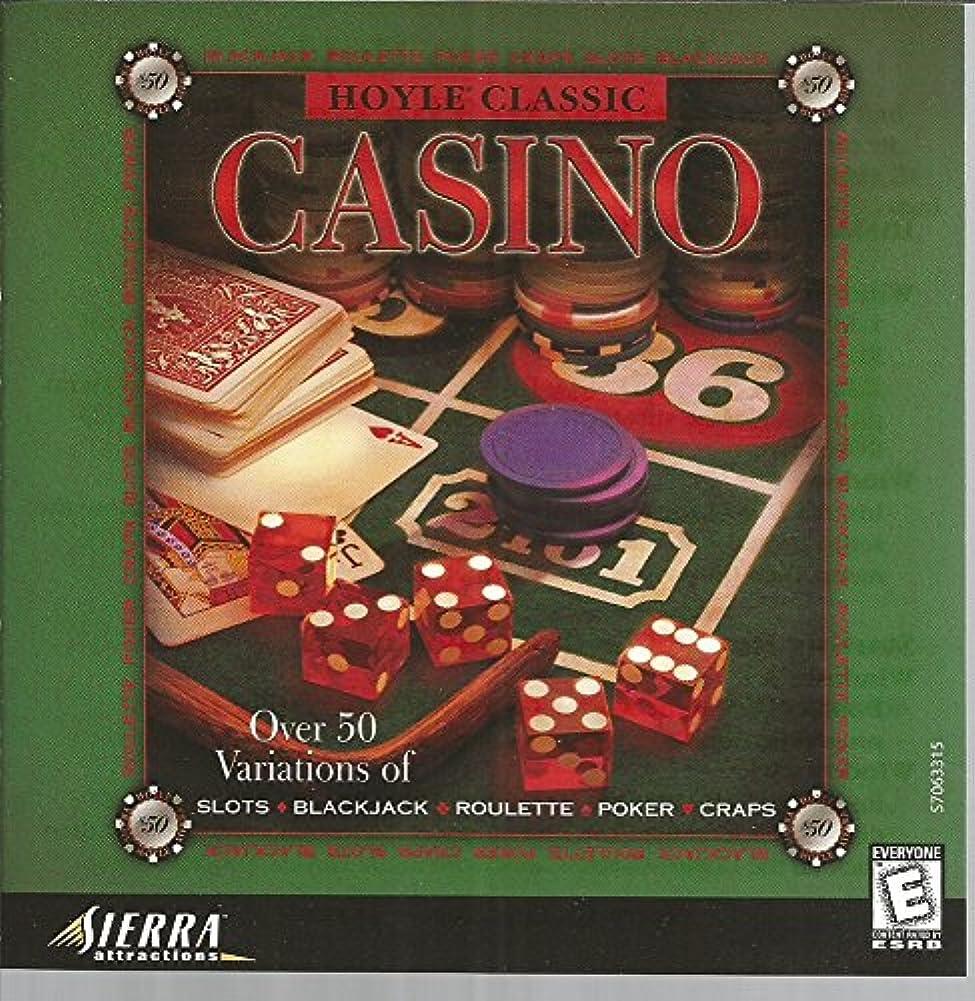 素朴な湿気の多い書士Hoyle Classic Casino (輸入版)