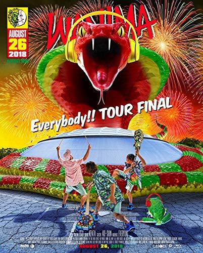 【早期購入特典あり】Everybody!! TOUR FINAL (WANIMAが持ってそうなバンダナ付) Blu-ray