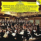 Messe Es-Dur / Mass in E Flat Major D 950 by Schubert (1988-04-11)