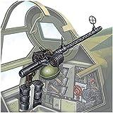 ファインモールド 1/72 ナノ・アヴィエーションシリーズ MG15 7.92mm旋回機銃 海軍一式/陸軍九八式 プラモデル用パーツ NA12