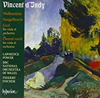 Vincent D'Indy - Wallenstein by Bbc National Orchestra of Wales (2009-02-10)