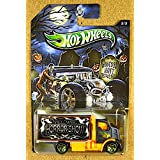 WALMART 限定 2014 HW Happy Halloween ハロウィン ホラーショー ハイウェイハウラー2 トラックの荷台がグローライト
