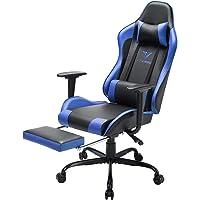VITESSEゲーミングチェア ゲーミング椅子 ゲームチェア オフィスチェア デスクチェア リクライニングパソコンチェア…