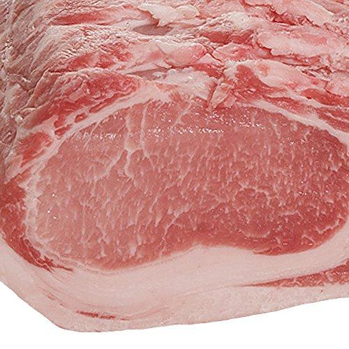 大和美豚の豚ロース肉ブロック 1.0kg!