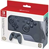 Nintendo Switch Pro Controller Action Grip & Thumb Buttons - Grey