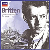 Britten: Complete Works for Voice by VARIOUS ARTISTS (2013-11-12)
