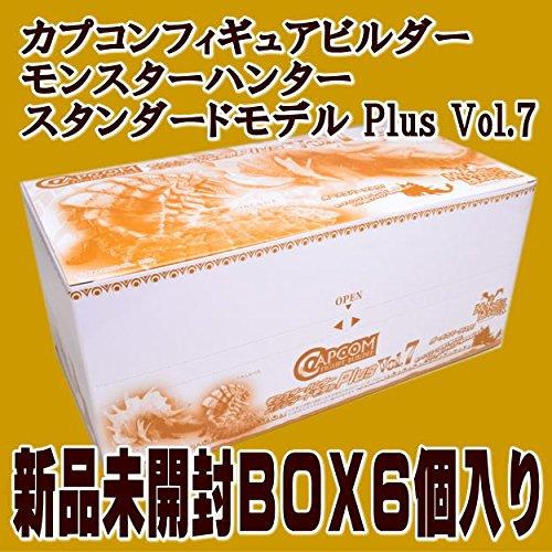 캡콤 피규어 빌더 몬스터 헌터 스탠다드 모델 Plus Vol.7 [8.1BOX(6개 들이・미개봉)]-