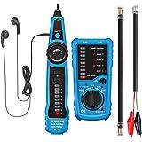 Wire Tracker ELEGIANT RJ11 RJ45 Cable Tester Line Finder Multifunction Wire Tracer Toner Ethernet LAN Network Cable Tester fo