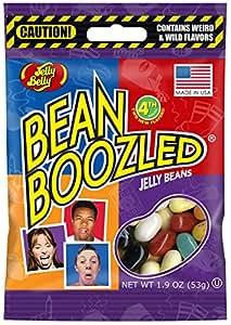 ジェリーベリー ビーンブーズル バッグ Jelly Belly Beans Bean Boozled 1.9 oz bag (4th edition) 袋 53g