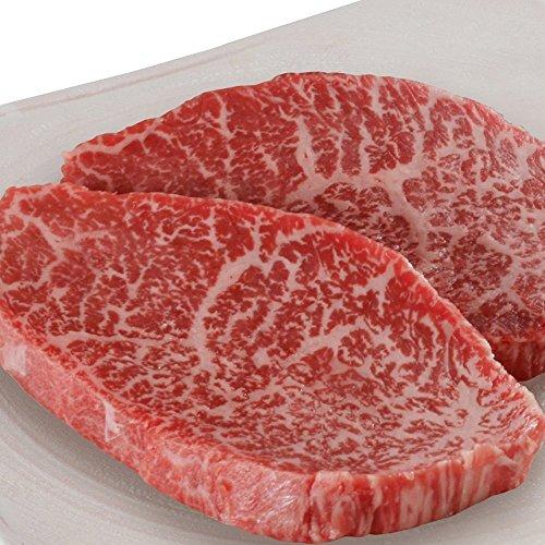 特選松阪牛専門店やまと A5等級 黒毛和牛 ステーキ 心芯 100g 2枚
