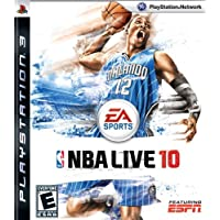 NBA Live 10 - Playstation 3 [並行輸入品]