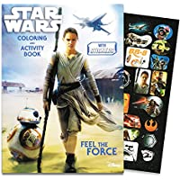 Star Wars Giant Colouring Book with Stickers (144 Pages)