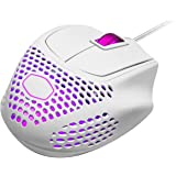 CoolerMaster 超軽量つかみ持ちゲーミングマウス MasterMouse MM720 White MM-720-WWOL1 MS464