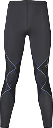 [シーダブリューエックス] スポーツタイツ エキスパートモデル2.0 (ロング丈) 吸汗速乾 UVカット ストレッチ メンズ HXO409