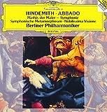 ヒンデミット:交響曲「画家マティス」、組曲「気高き幻想」、ウェーバーの主題による交響的変容