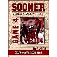 Oklahoma Vs Texas Tech 10/02 [DVD] [Import]