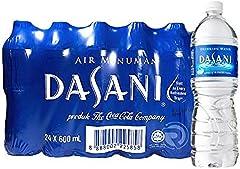 Dasani Drinking Water, 24 x 600ml