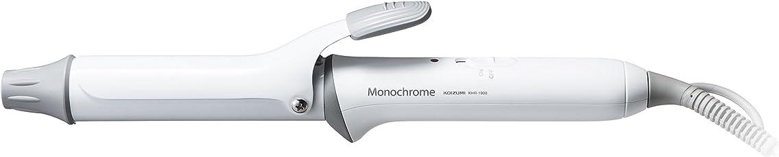 コイズミ ヘアアイロン Monochrome