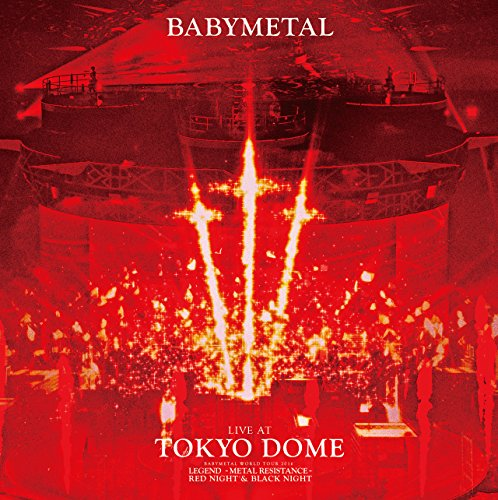 LIVE AT TOKYO DOME (初回限定盤)[Blu-ray]