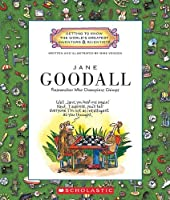 Jane Goodall: Researcher Who Champions Chimps (Getting to Know the World's Greatest Inventors & Scientists) by Mike Venezia(2010-09-01)
