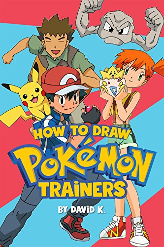 How to Draw Pokemon Trainers: ...