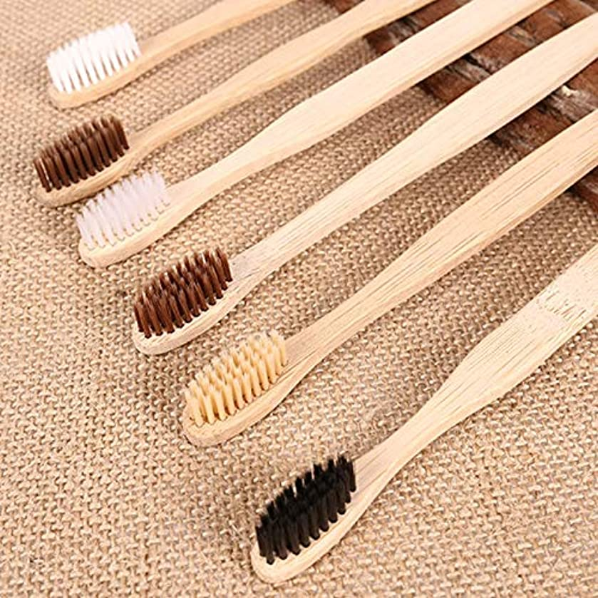 気怠い愛情カロリーDC 木製歯ブラシ 使い捨て 歯ブラシ ホテル用 業務用 出張 旅行 温泉旅行用品