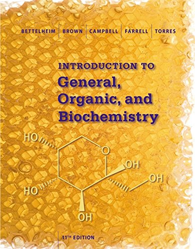 Download Introduction to General, Organic and Biochemistry 1285869753