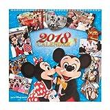 ディズニー 2018年 壁掛けカレンダー 写真 実写 ミッキーマウス ミニーマウス 2018年カレンダー Disney 【東京ディズニーリゾート限定】