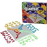 OKSANO ブロックス2-4人版 ボードゲーム 卓上ゲーム 家庭オモチャ 旅行 大人 子供 知育玩具