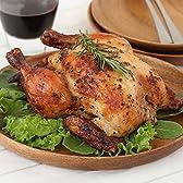 鶏の丸焼きセット〔鶏の丸焼き2羽(ハーブ・スタミナ)1.4kg〕