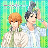 BROTHERS CONFLICT マイクロファイバーミニタオル 棗&昴
