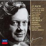 J.S.バッハ:ヴァイオリン協奏曲(全3曲)(限定盤)