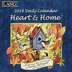 Heart & Home 2018 Calendar (Box)