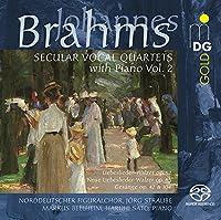 Brahms: Secular Vocal Quartets