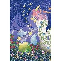 70ピース ジグソーパズル Silhouette(ミッキー&ミニー)【パズルデコレーション】(10x14.7cm)