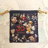 東京ディズニーリゾート 30周年記念 歴代 ミッキー 巾着 完売レア品