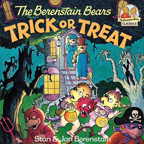 Download The Berenstain Bears Trick or Treat (First Time Books(R)) (English Edition) B00472OBTS