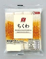 【冷蔵】バローセレクトちくわ4本入