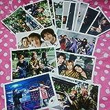 公式写真 16 枚 亀梨和也 山下智久 赤西仁 Jロゴ写真 KAT-TUN 修二と彰 亀と山P