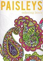 ペイズリー柄–Coloring Book
