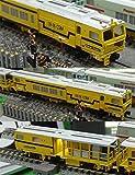 Nゲージ 4709 マルチプルタイタンパー 09-16 プラッサー&トイラー純正色 (動力付き)