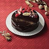クリスマスケーキ 2017 人気商品 (銀座千疋屋 ベリーのチョコレートケーキ 15cm)