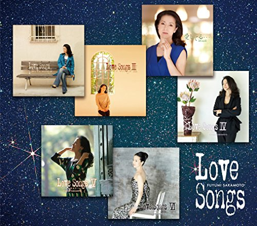 LOVE SONGS BOX(DVD付)