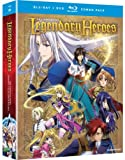 Legend of the Legendary Heroes: Complete Series [Blu-ray] [Import]