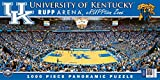 MasterPieces NCAA Kentucky Wildcats Basketball Stadium Panoramic Jigsaw Puzzle (1000-Piece) by MasterPieces