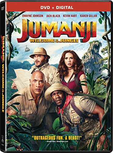 Jumanji: Welcome to the Jungle / [DVD] [Import]