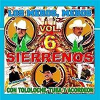 Con Tololoche Tuba Y Acordeon Vol.6【CD】 [並行輸入品]