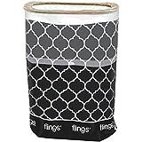 Quaterfoil Flings® Pop-Up Trash Bin
